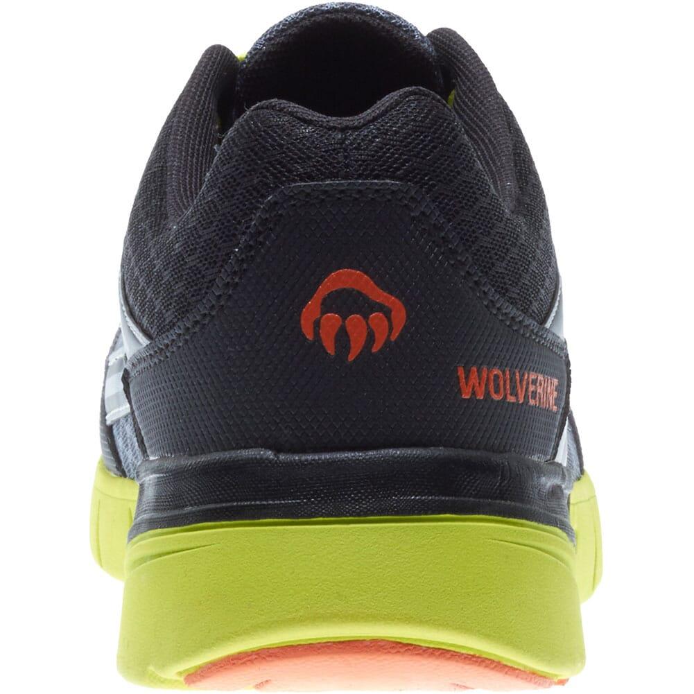 Wolverine Men's Jetstream Safety Shoes - Grey/Green