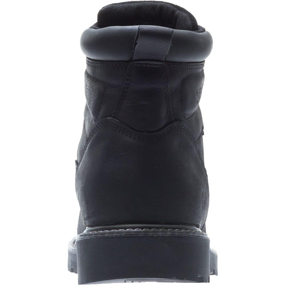 Wolverine Men's Floorhand Safety Boots - Black