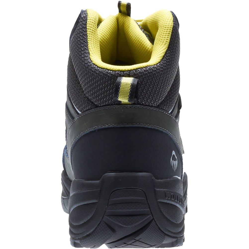 Wolverine Men's Quest PR Safety Boots - Grey