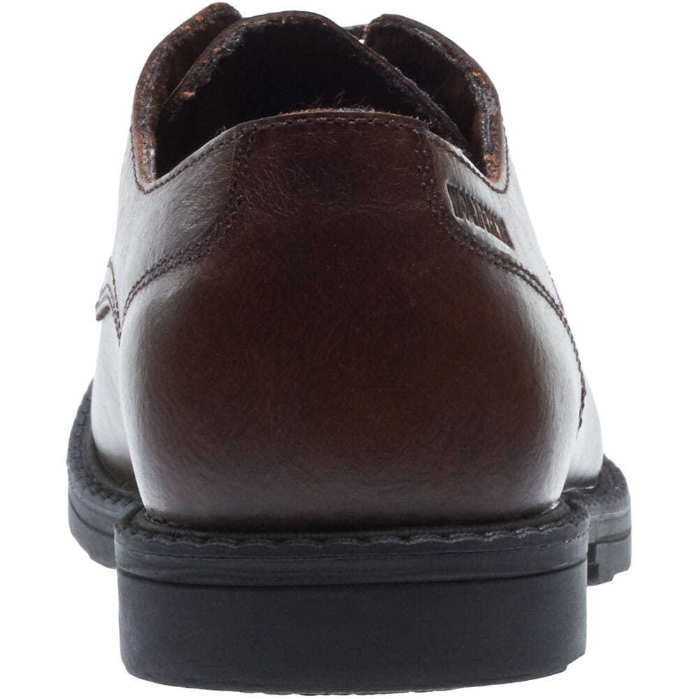 Wolverine Men's Bedford Safety Shoes - Brown