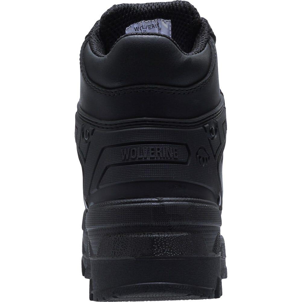 Wolverine Men's Warriors Safety Boots - Black