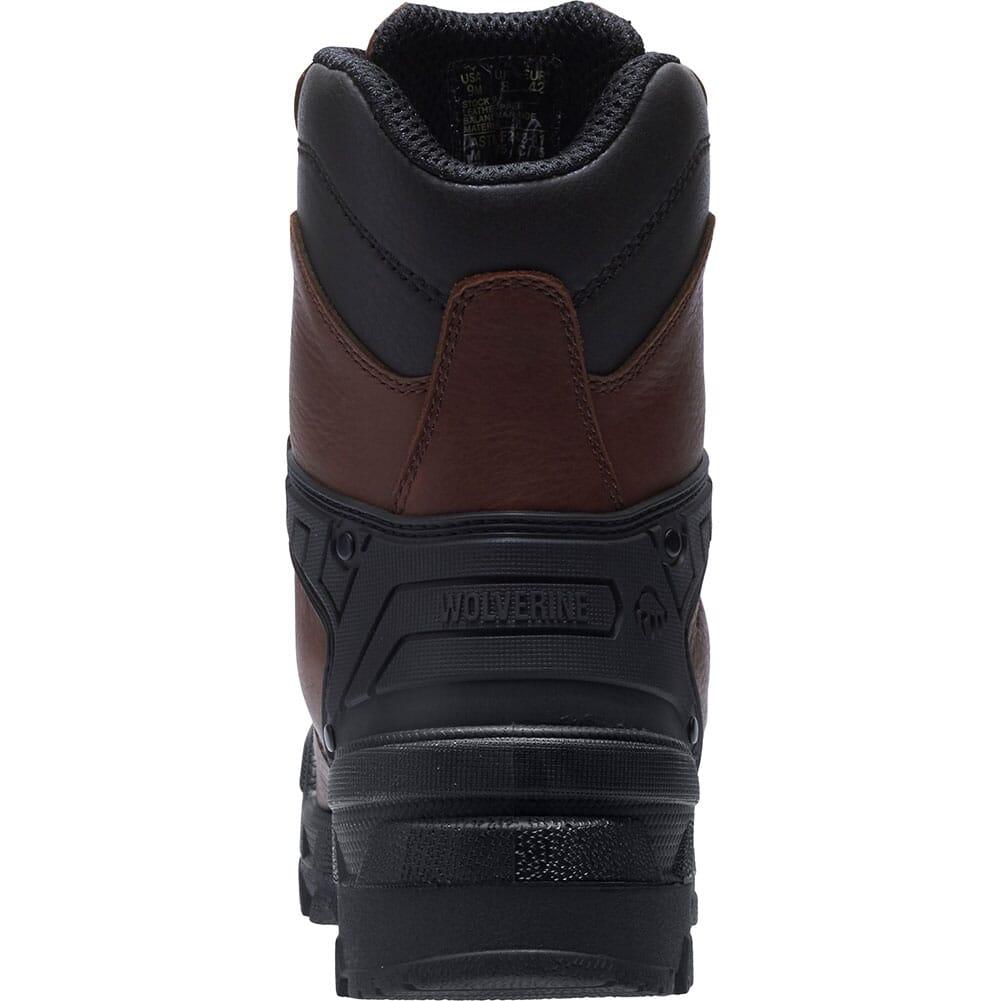 Wolverine Men's Warrior Safety Boots - Brown