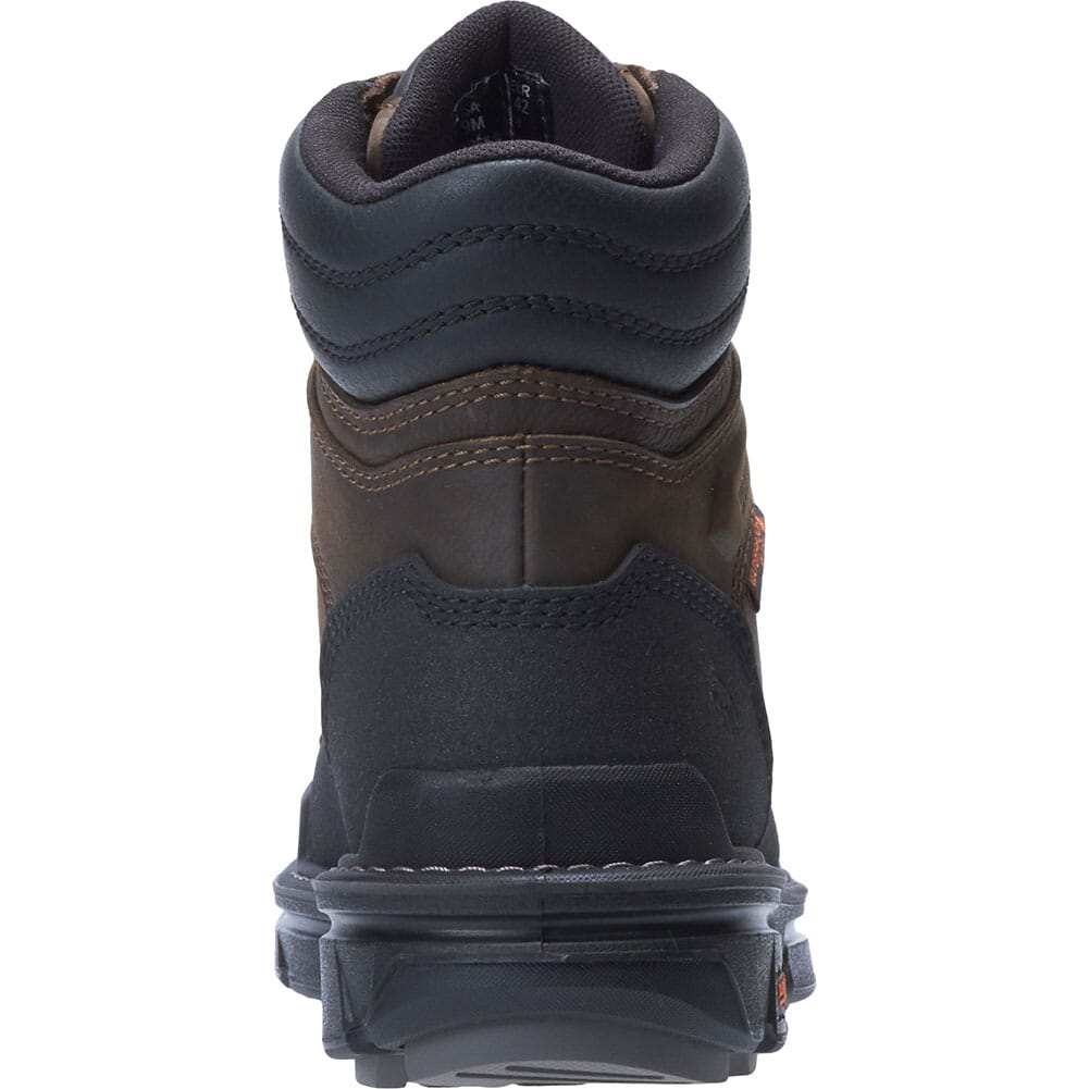 Wolverine Men's Yukon WP Safety Boots - Coffee Bean