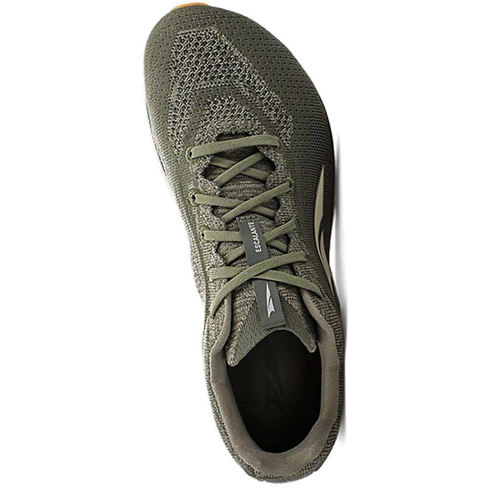 0A4VQA-309 Altra Men's Escalante 2.5 Athletic Shoes - Forest Night Green