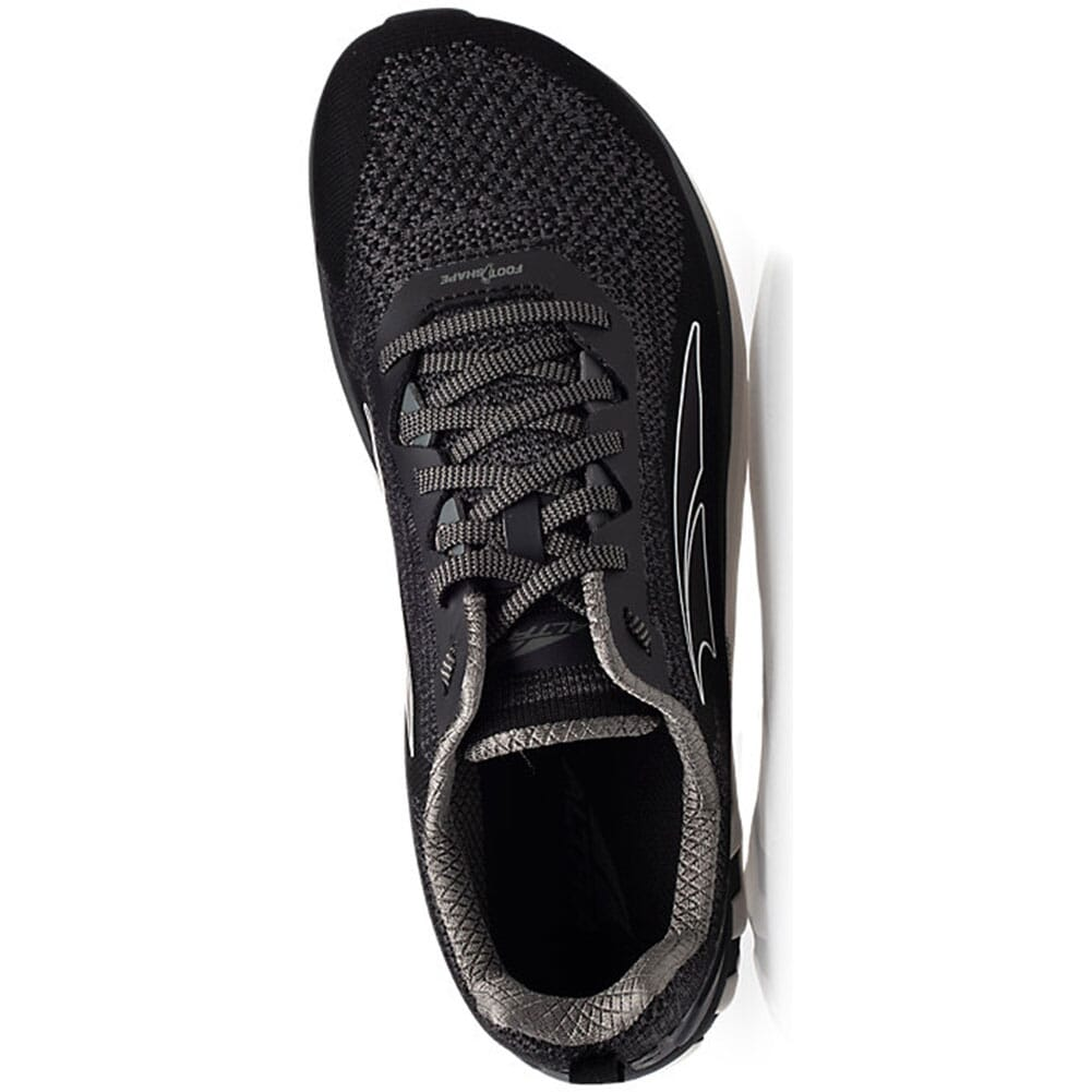 Altra Men's Torin 4 Plush Running Shoes - Black/Gray
