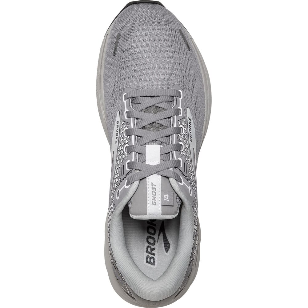 120356-089 Brooks Women's Ghost 14 Athletic Shoes - Alloy/Primer