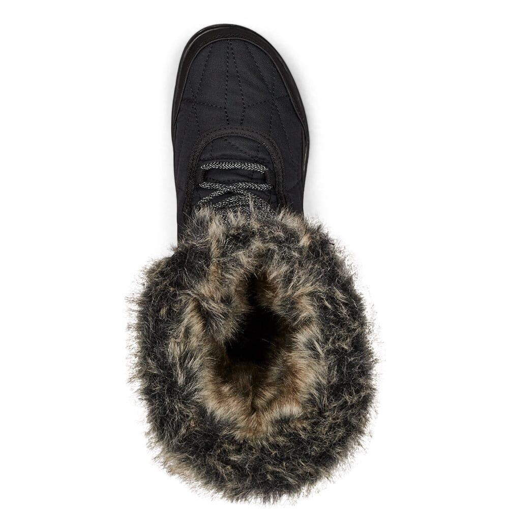 1803121-010 Columbia Women's Minx Mid III Casual Boots - Black/Grey Steel
