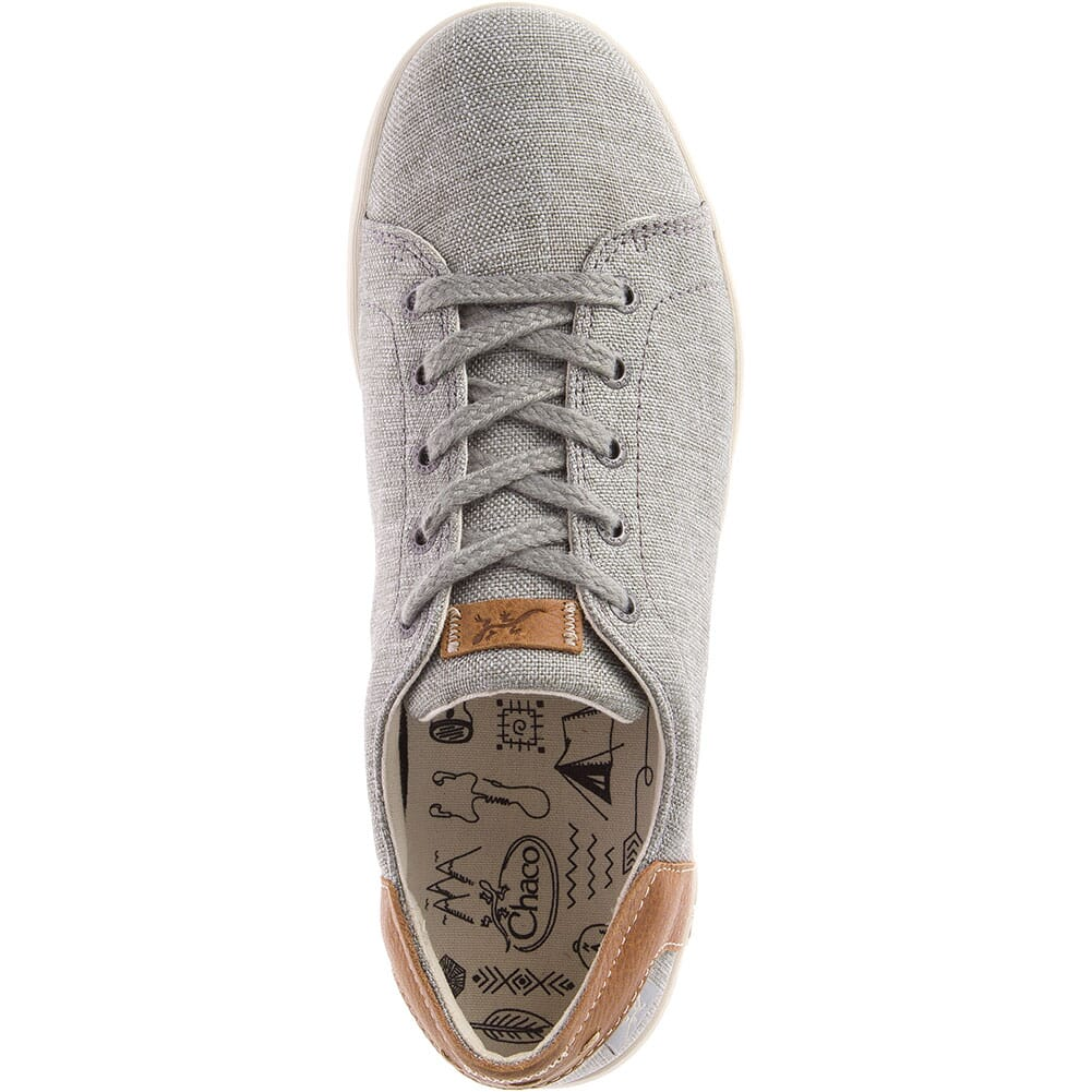 Chaco Women's Ionia Lace Casual Shoes - Gray