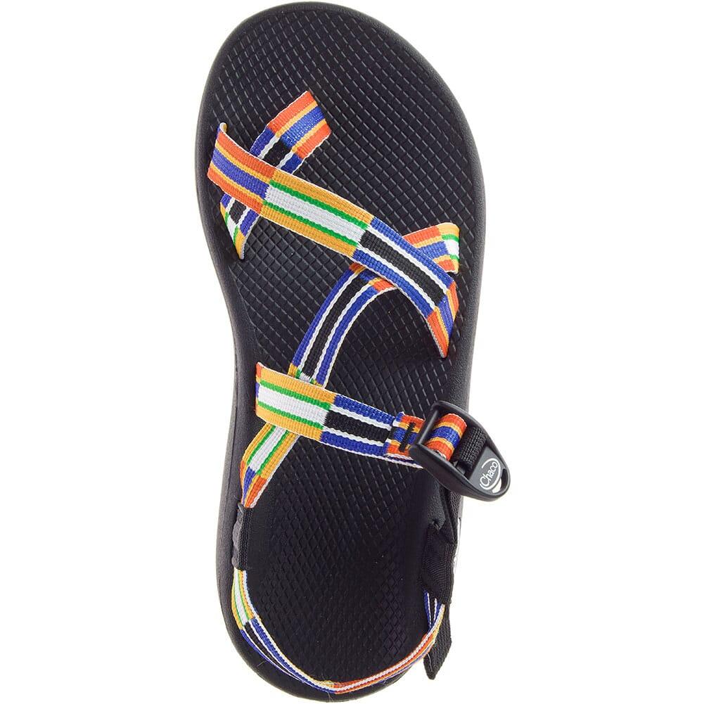Chaco Men's Z/ Cloud 2 Sandals - Multi Red