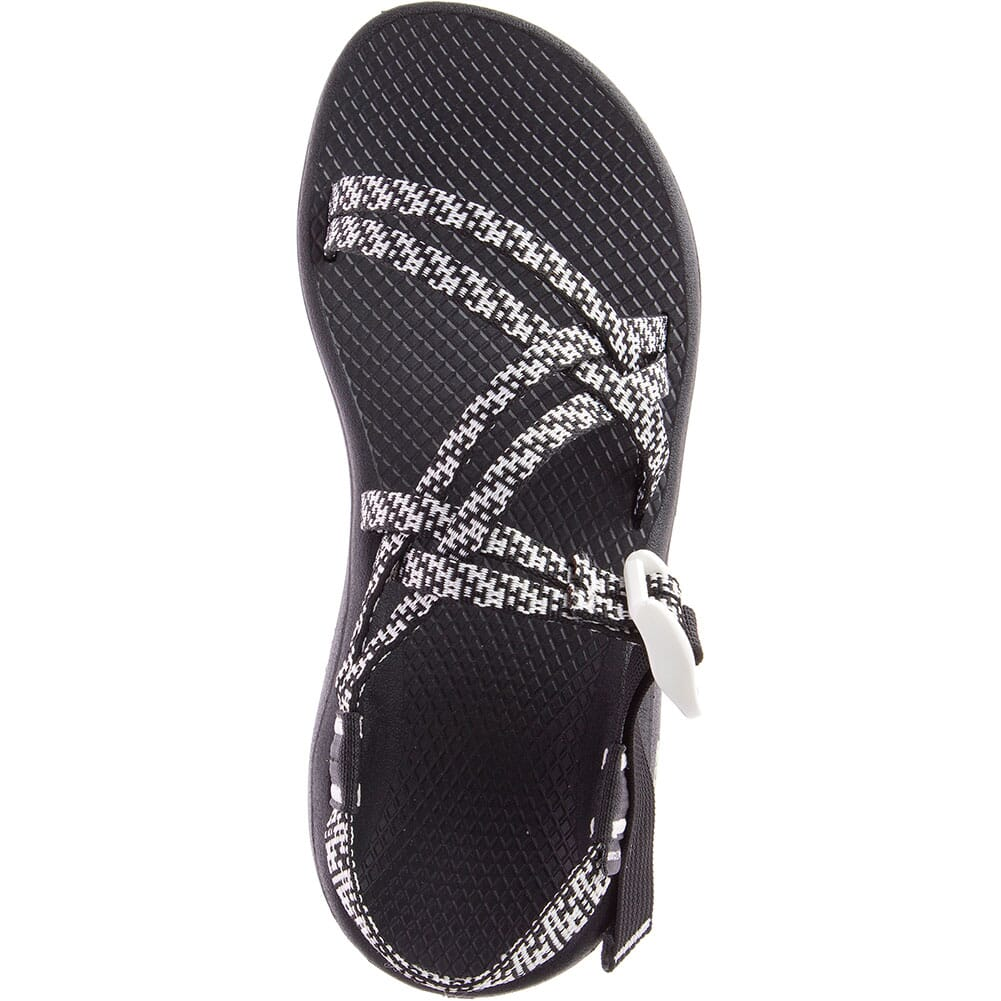 Chaco Women's Z/Cloud X Sandals - Crochet Black