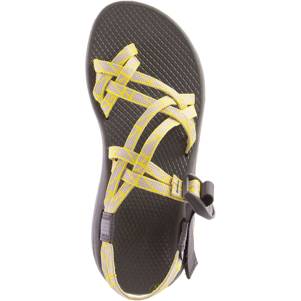 Chaco Women's Z/Cloud X2 Sandals - Prime Yellow