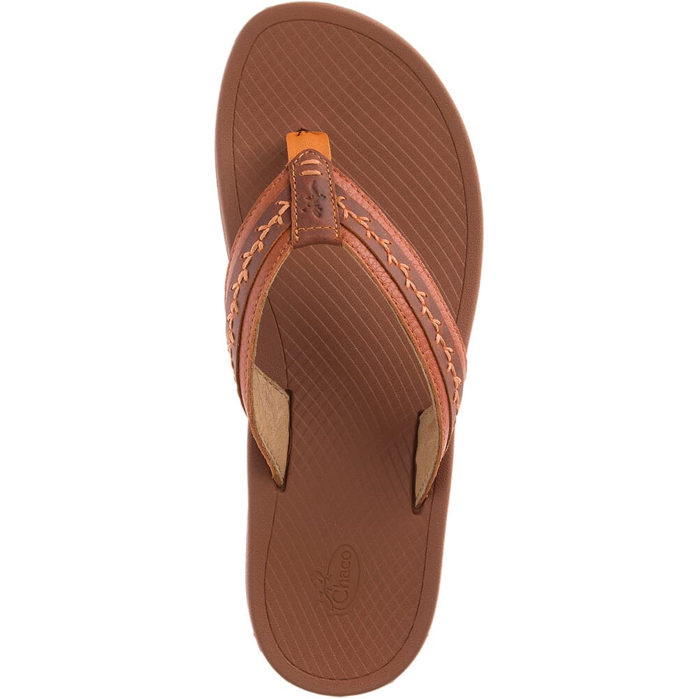 Chaco Women's Playa Pro Leather Sandals - Spice