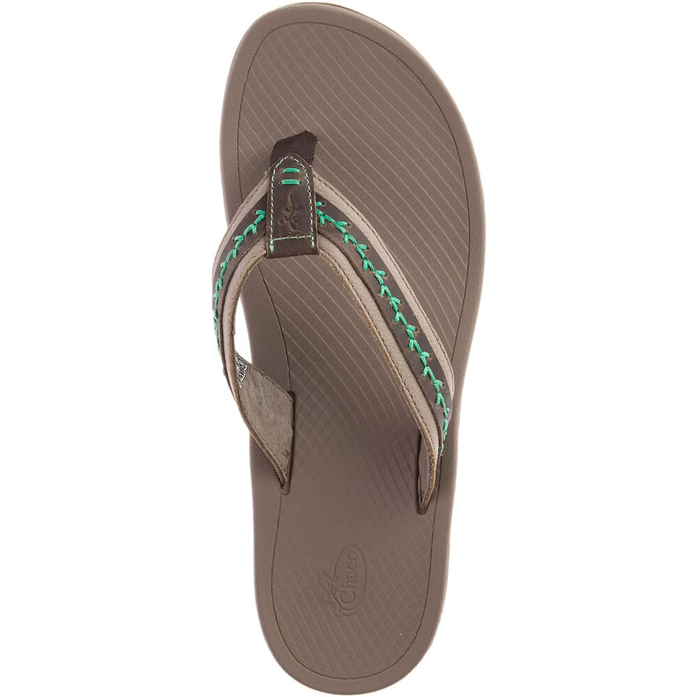Chaco Women's Playa Pro Leather Sandals - Tan