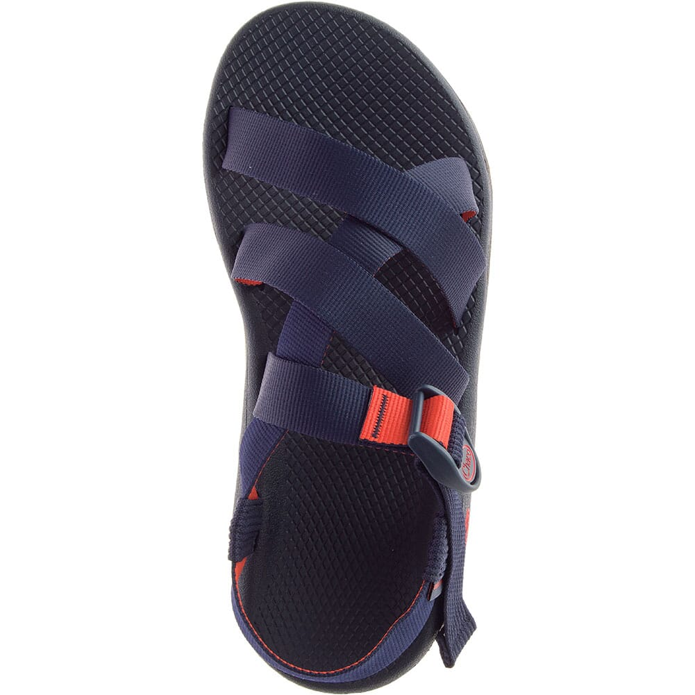Chaco Men's Banded Z/Cloud Sandals - Navy Red