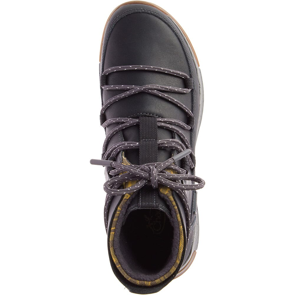 Chaco Women's Borealis Peak WP Casual Boots - Black