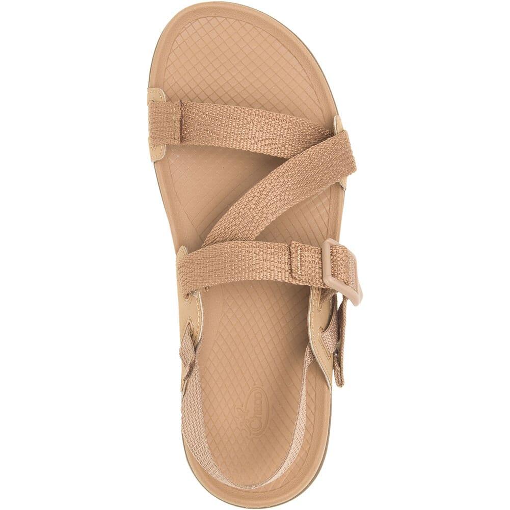 JCH108500 Chaco Women's Lowdown Sandals - Tan