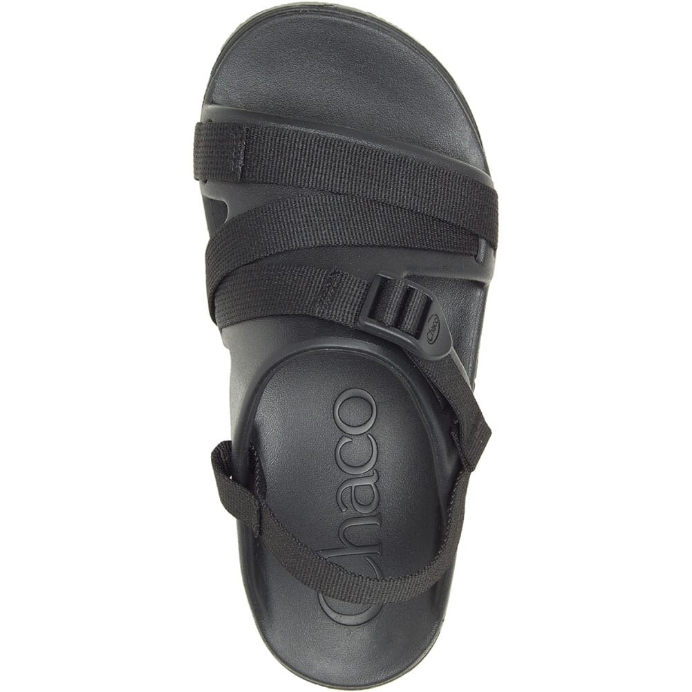 JCH108616 Chaco Women's Chillos Sport Sandals - Black