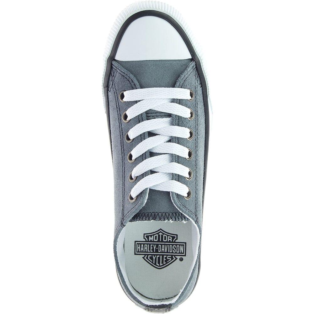 84590 Harley Davidson Women's Burleigh Casual Sneakers - Gray