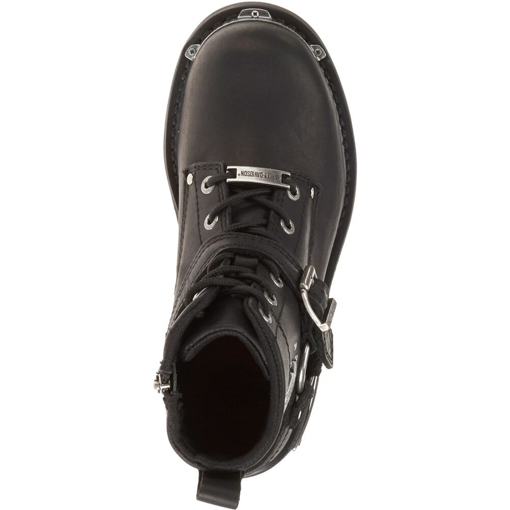 Harley Davidson Women's Becky Motorcycle Boots - Black