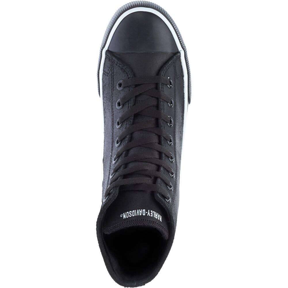Harley Davidson Men's Baxter Casual Shoes - Black/White