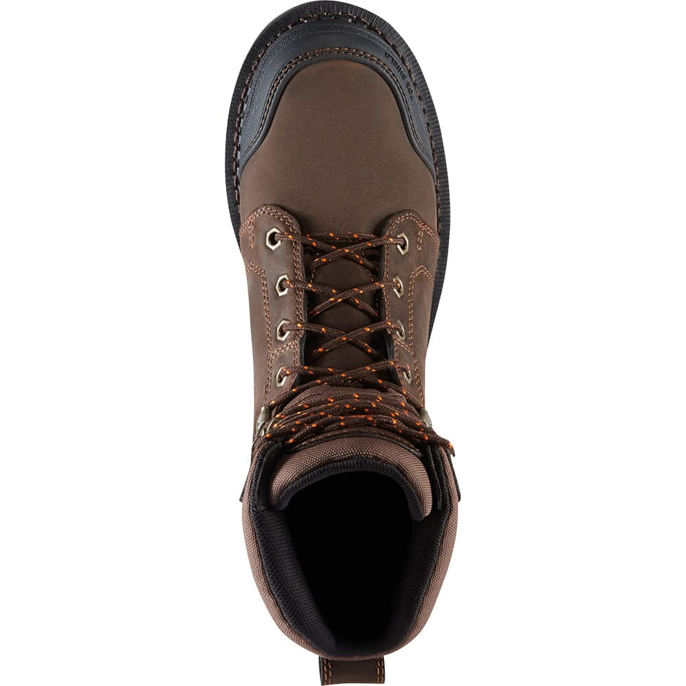 Danner Men's Trakwelt Safety Boots - Brown