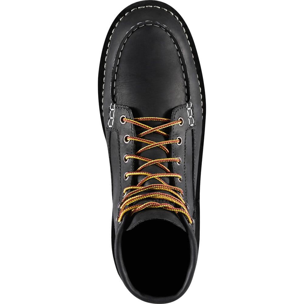 Danner Men's Bull Run Work Boots - Black
