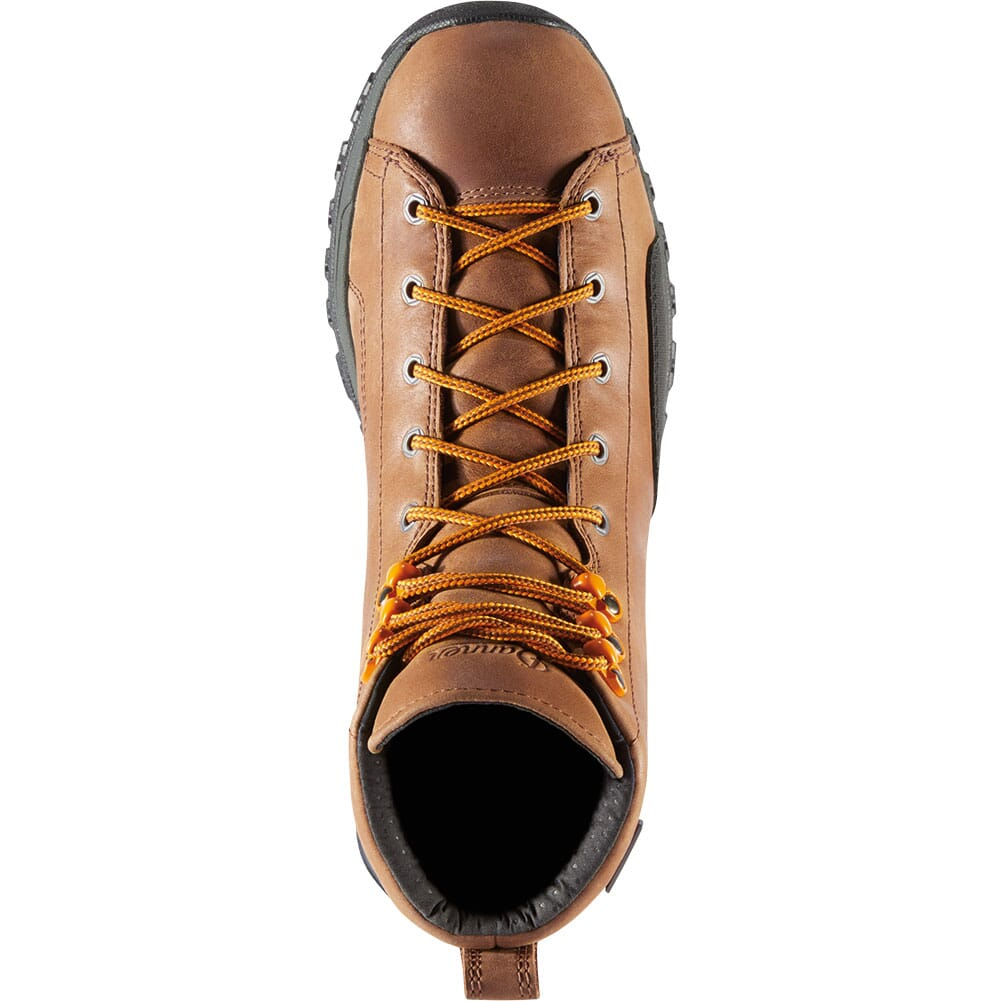 Danner Men's Stronghold WP Safety Boots - Brown