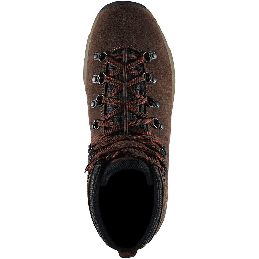 36234 Danner Men's Mountain 600 Waterproof Hiking Boots - Java/Bossa Nova