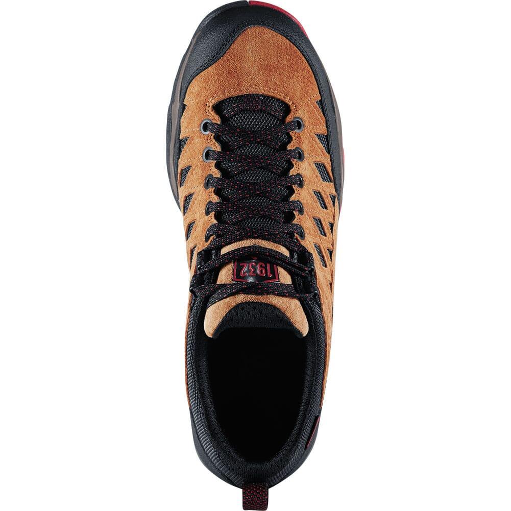 Danner Men's TrailTrek Hiking Boots - Brown/ Red