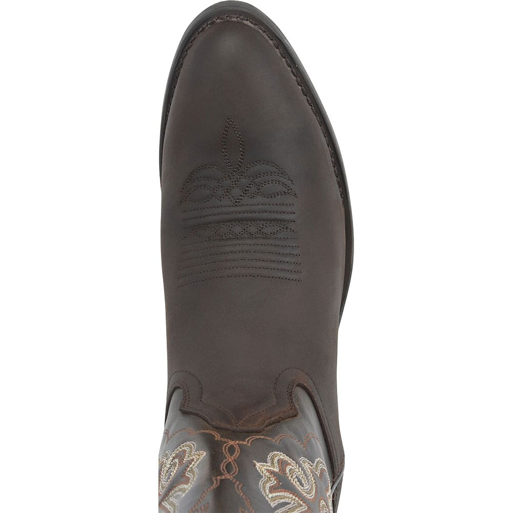 Double H Men's 12IN Western Boots - Crazyhorse