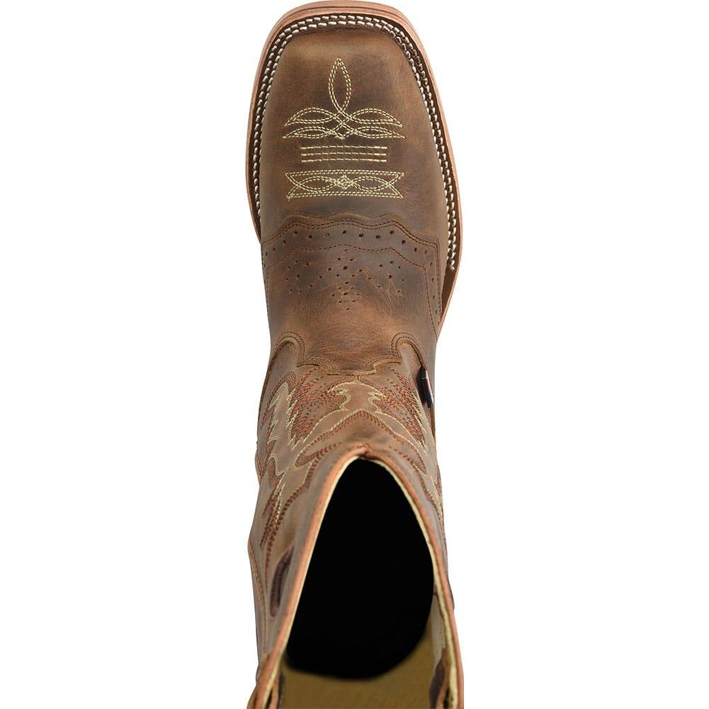 Double H Men's Allen Western Boots - Brown