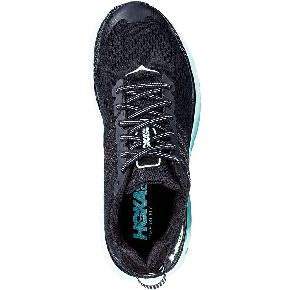 Hoka One One Women's Clifton 6 Running Shoes - Black