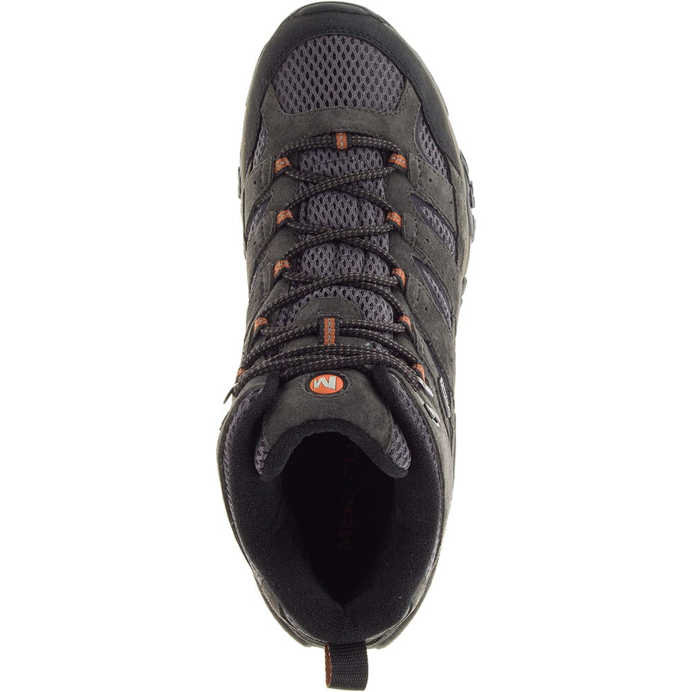 Merrell Men's Moab 2 Mid WP Hiking Boots - Beluga