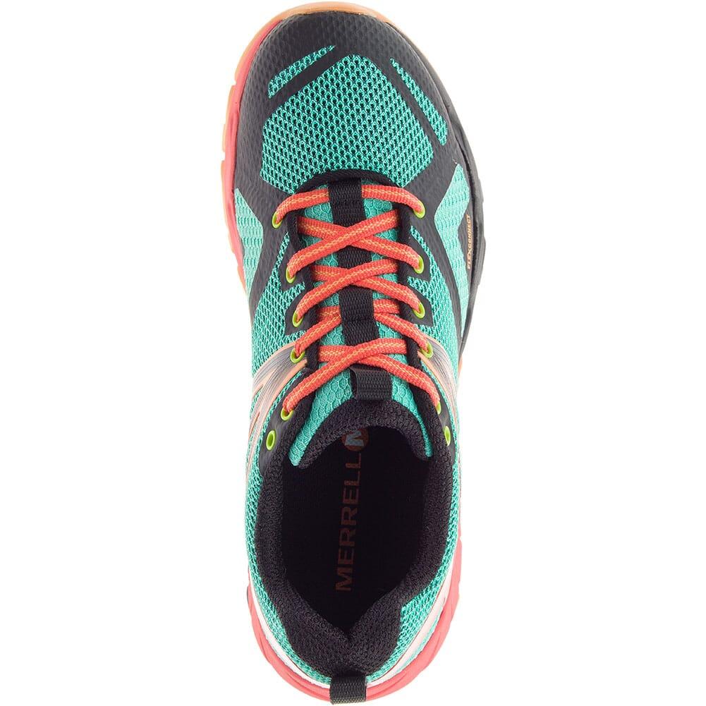 Merrell Women's MQM Flex Athletic Shoes - Fruit Punch