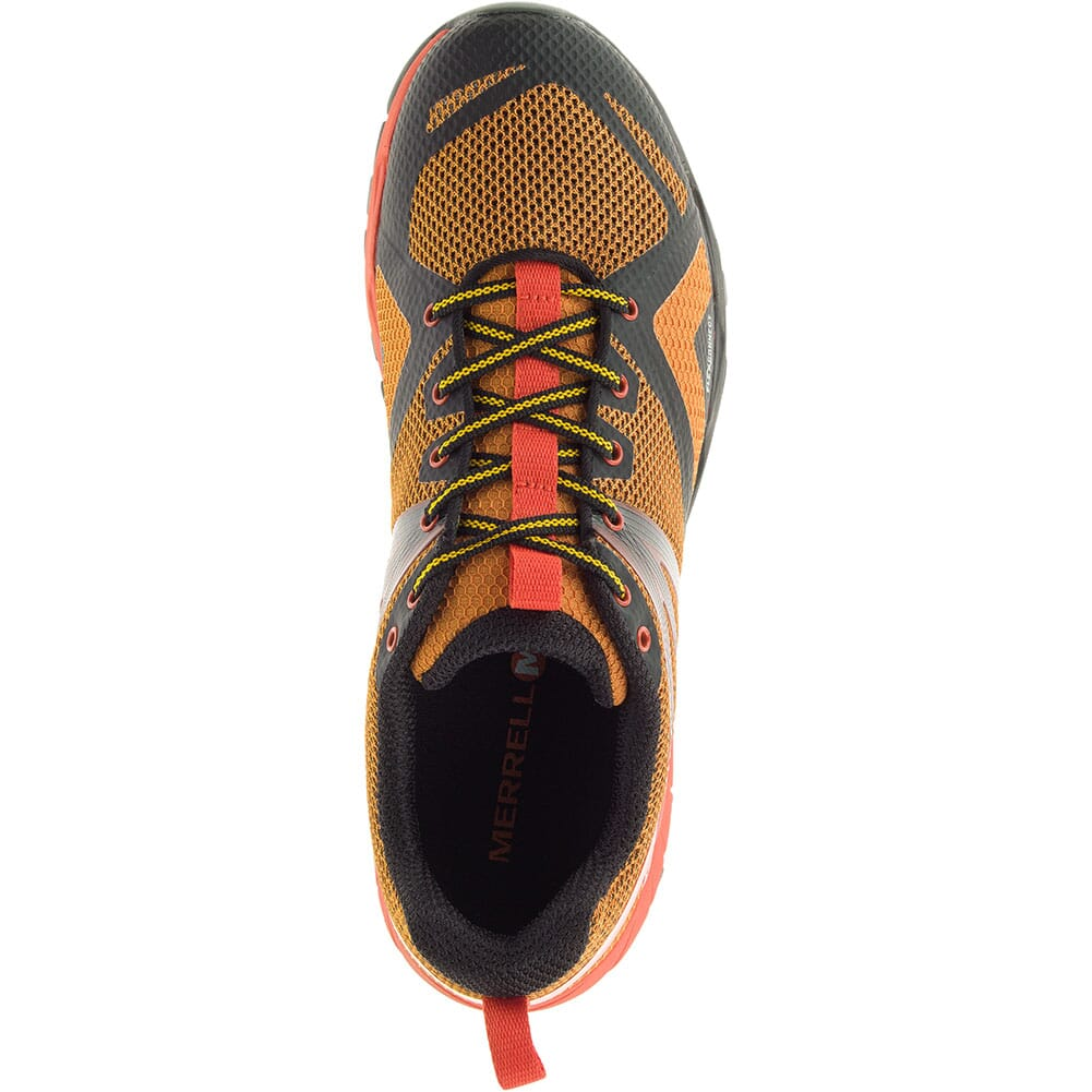 Merrell Men's MQM Flex Athletic Shoes - Old Gold