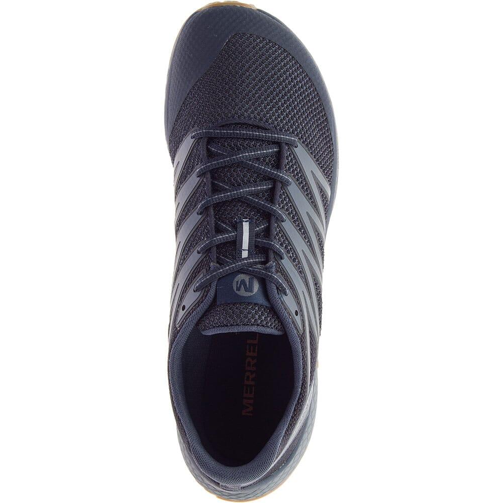 Merrell Men's Bare Access XTR Hiking Shoes - Navy