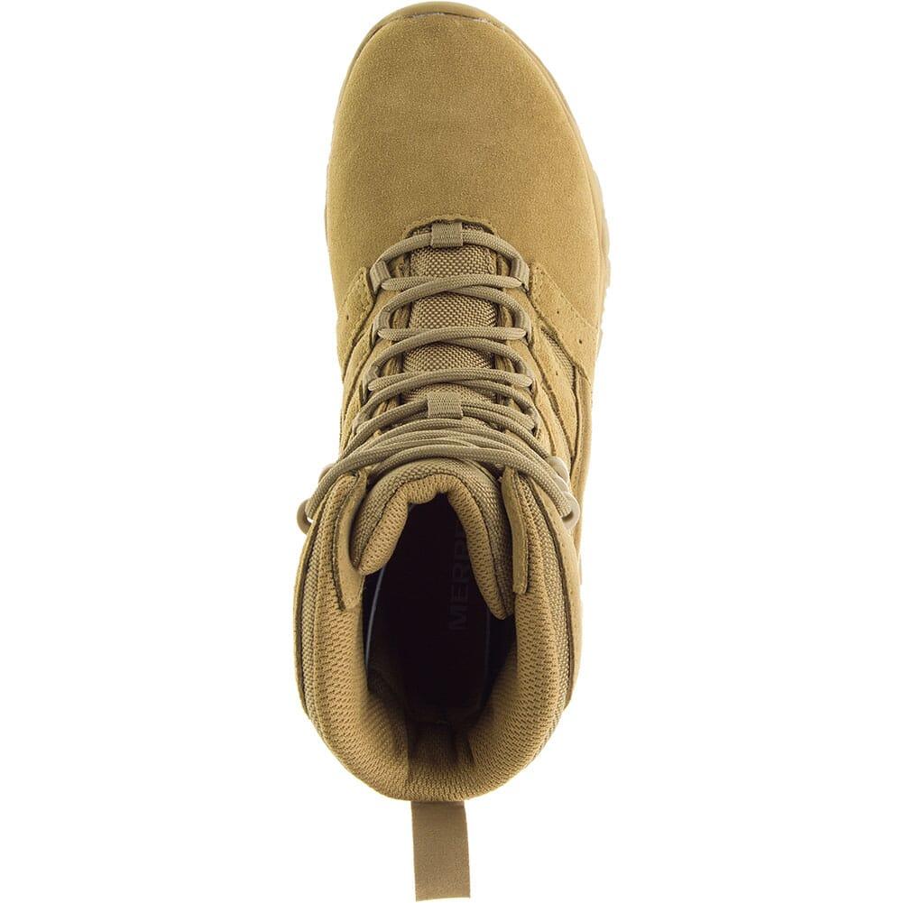 Merrell Women's Moab 2 Tactical Defense Boots - Coyote