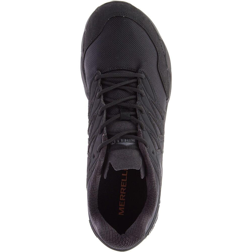 Merrell Men's Agility Peak Tactical Shoes - Black