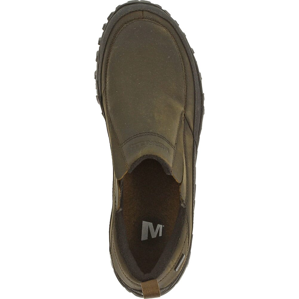 Merrell Men's Shiver Moc 2 Casual Shoes - Dark Earth