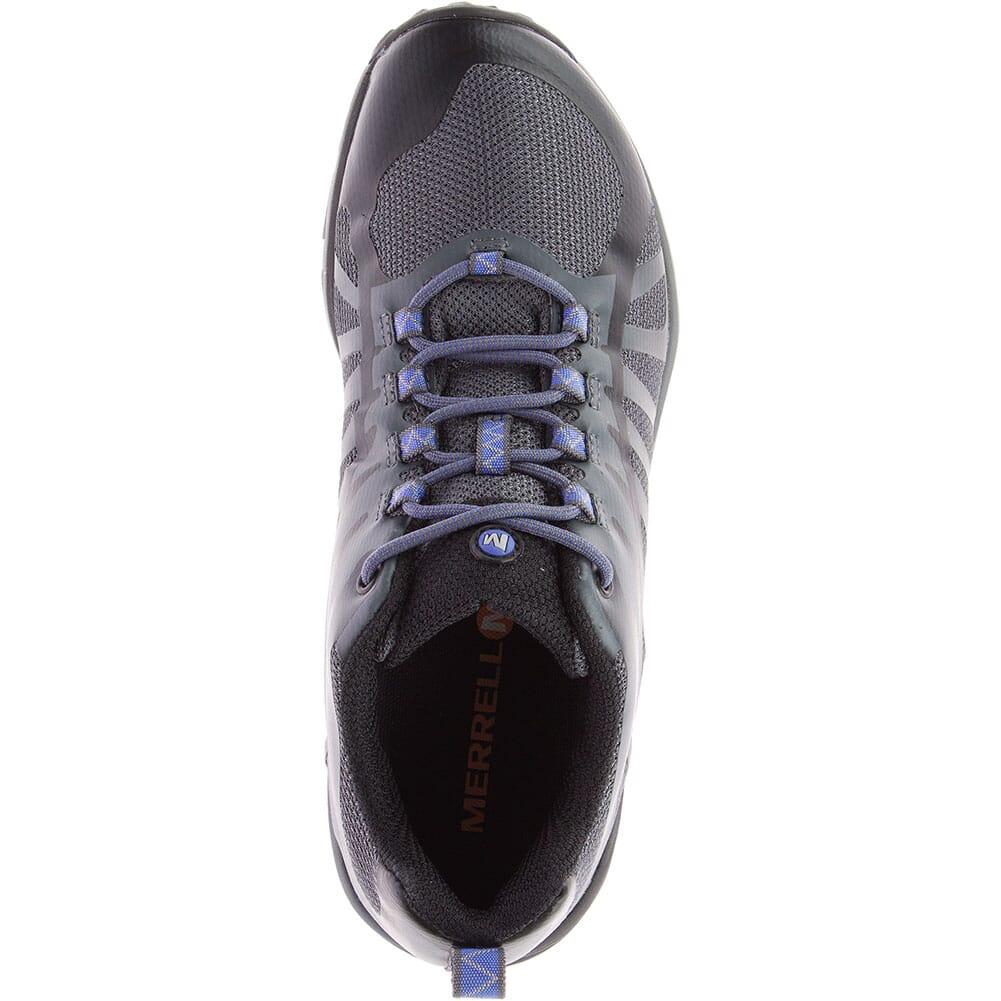 Merrell Women's Siren Edge Q2 Hiking Shoes - Black