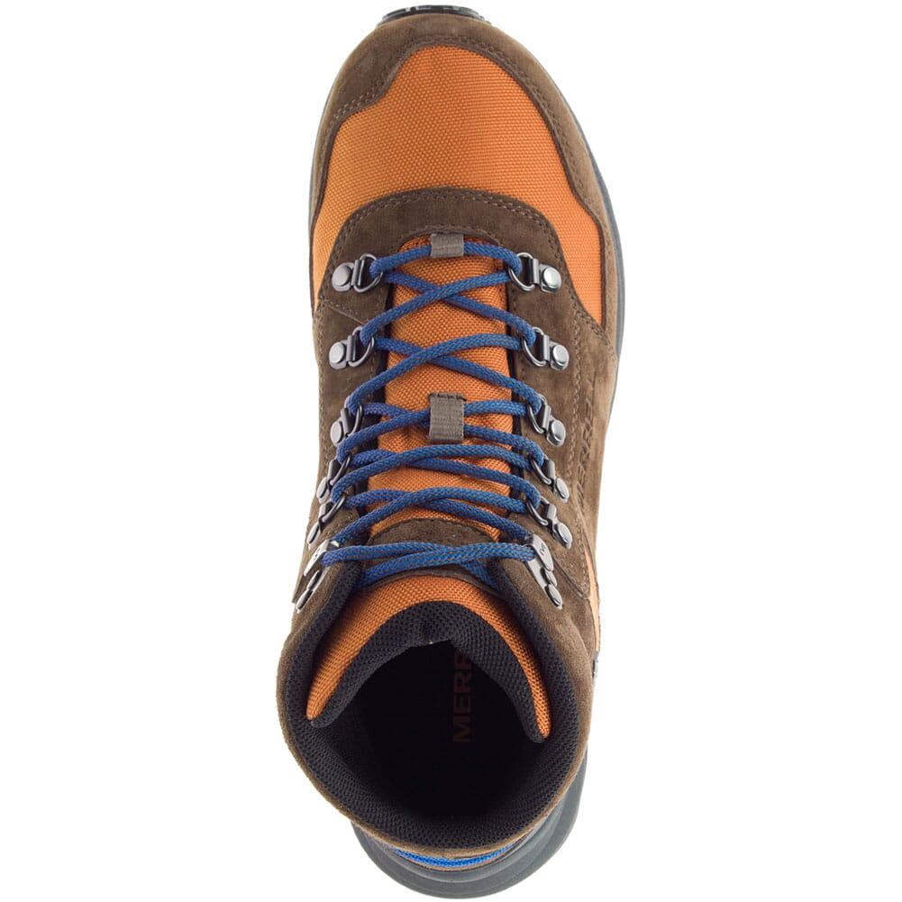 Merrell Men's Ontario 85 Mid WP Hiking Boots - Exuberance