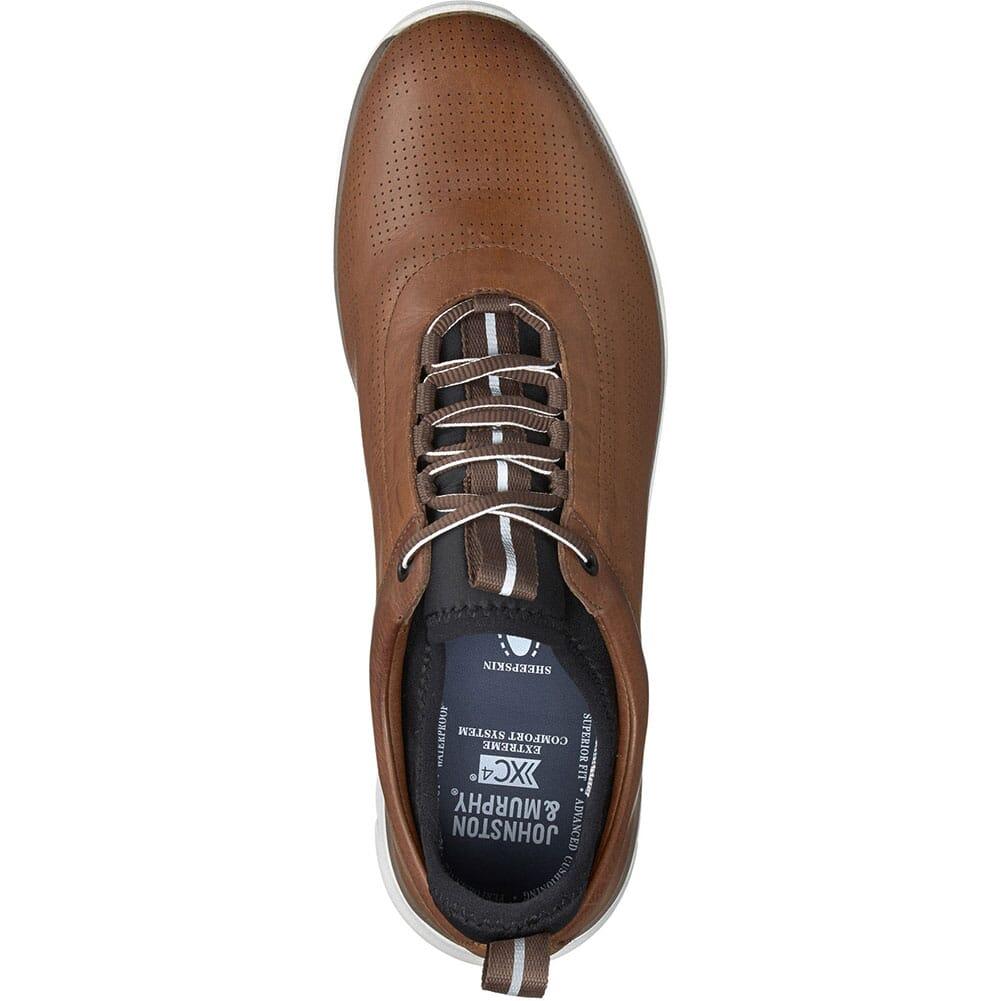 Johnston & Murphy Men's XC4 Prentiss Dress Shoes - Mahogany