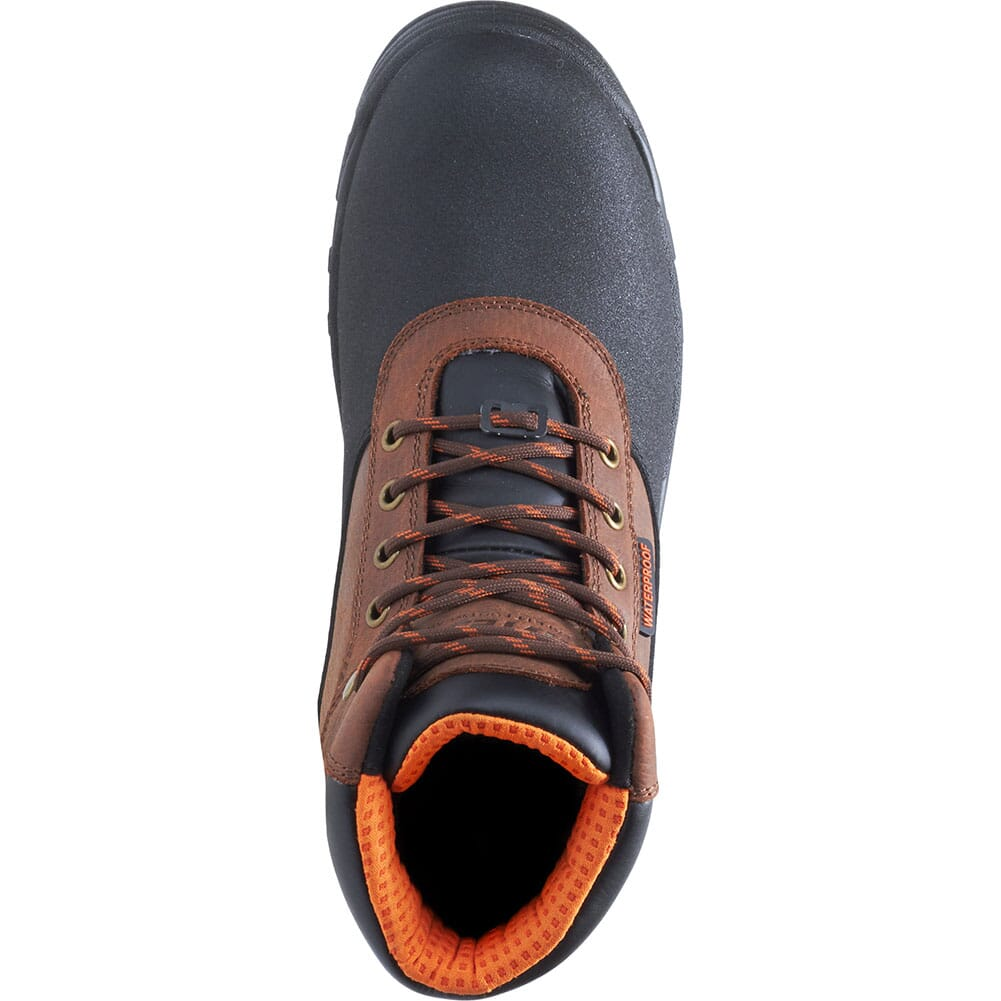 Hytest Men's Knox Waterproof PR Work Boots - Brown