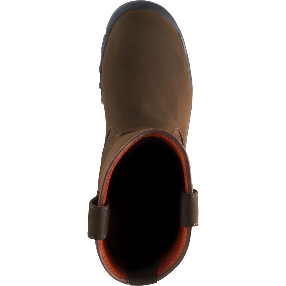 Hytest Men's Knox Direct Attach Safety Pull On - Brown