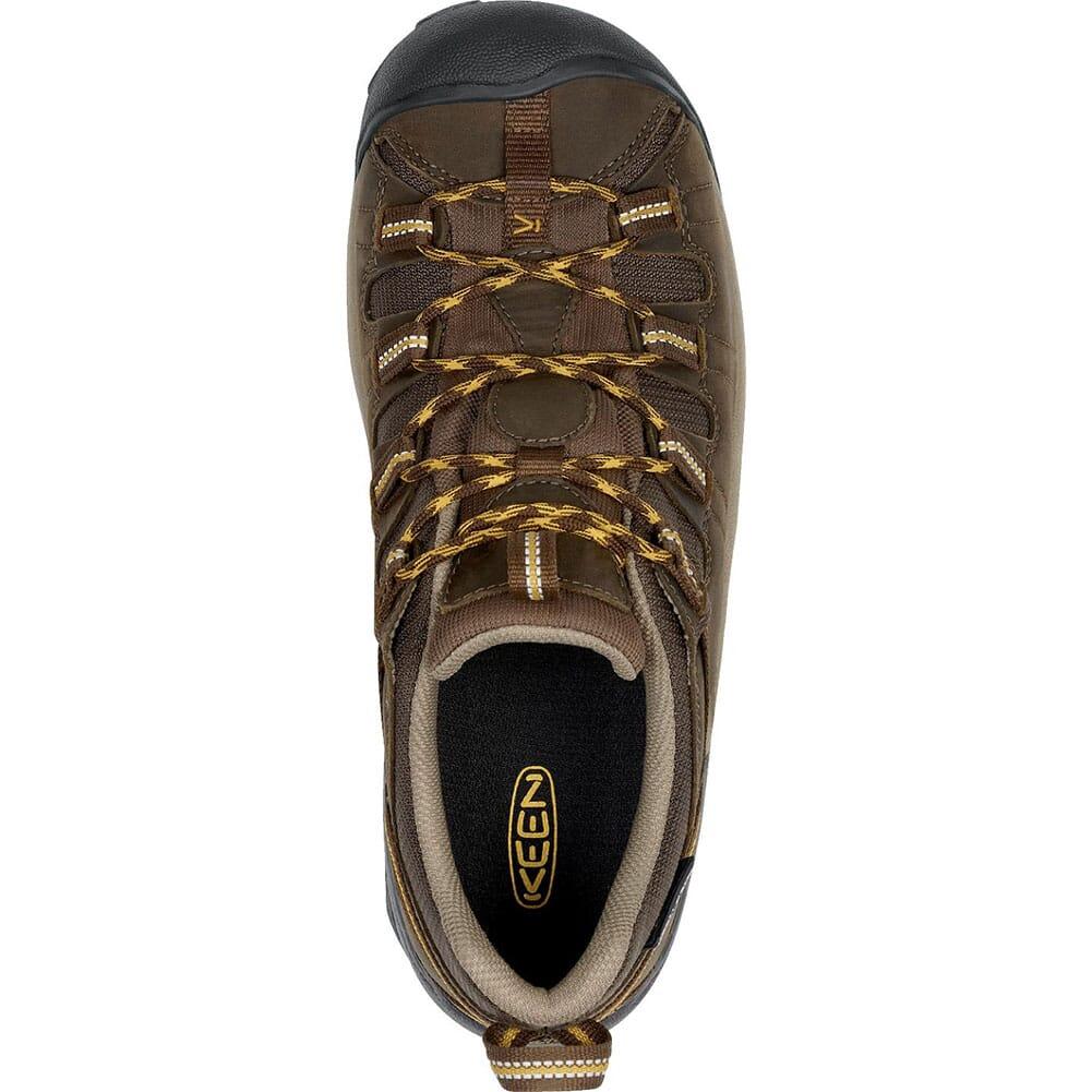 KEEN Men's Targhee II Hiking Shoes - Cascade Brown