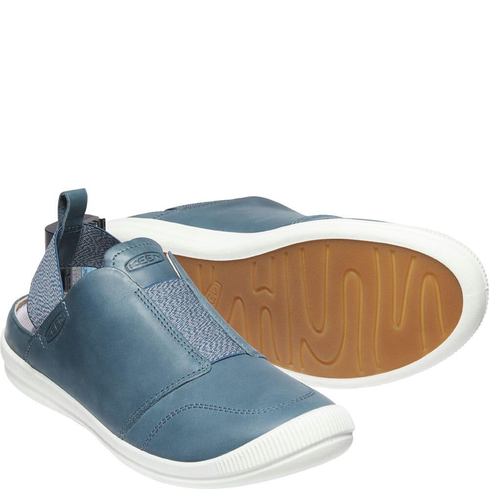 1024941 KEEN Women's Lorelai II Slip-On Sandals - Bluestone/Drizzle