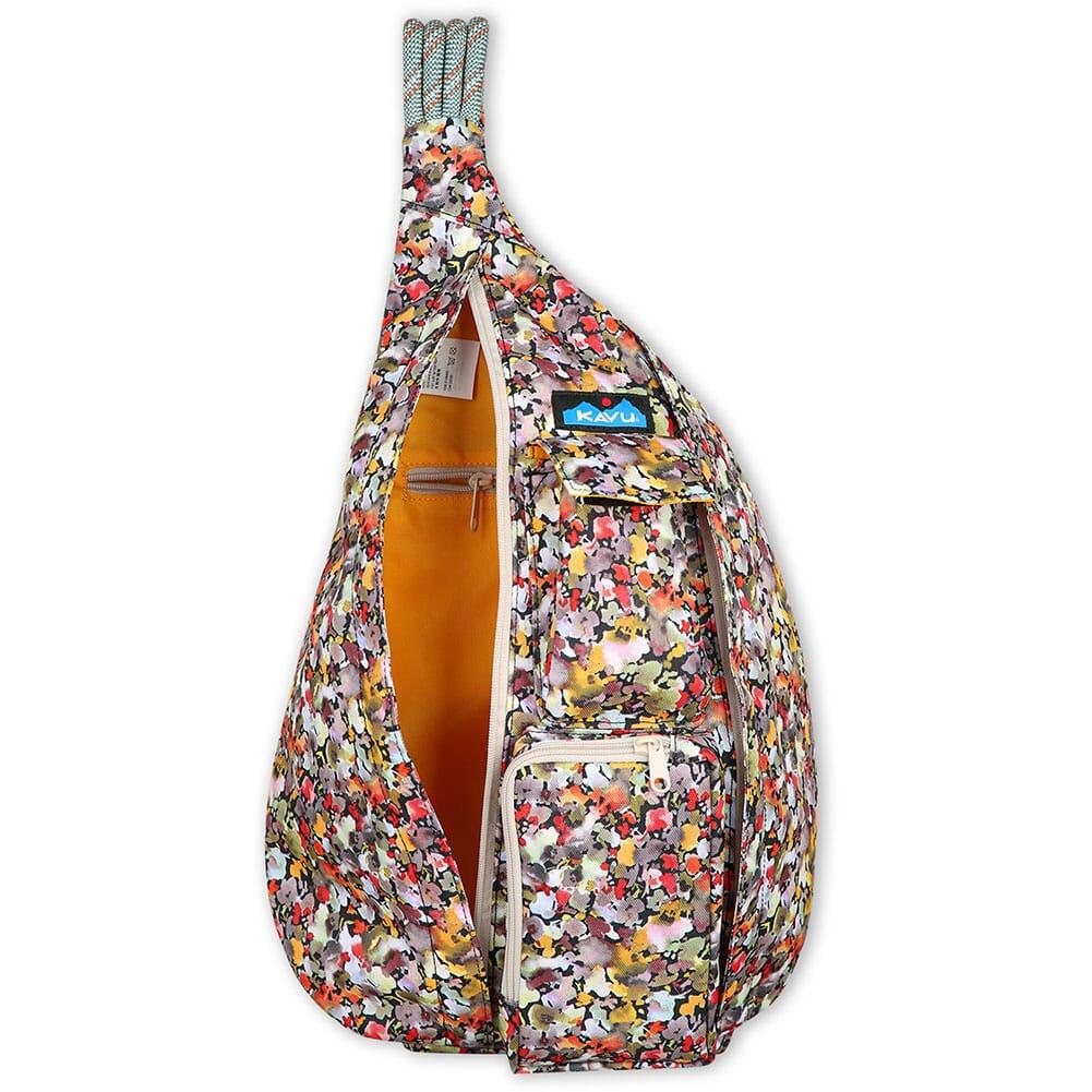 944-1414 Kavu Women's Rope Sling Bag - Bloom Burst