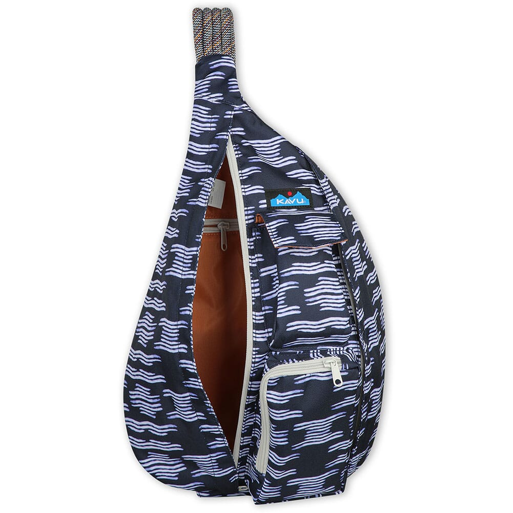 944-1420 Kavu Women's Rope Sling Bag - Evening Tide
