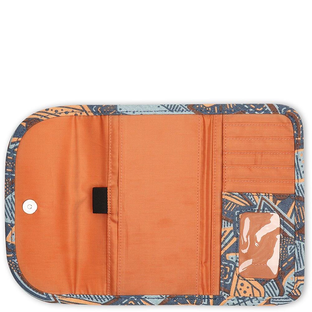 965-1411 Kavu Women's Big Spender Wallet - Jumble Leaf