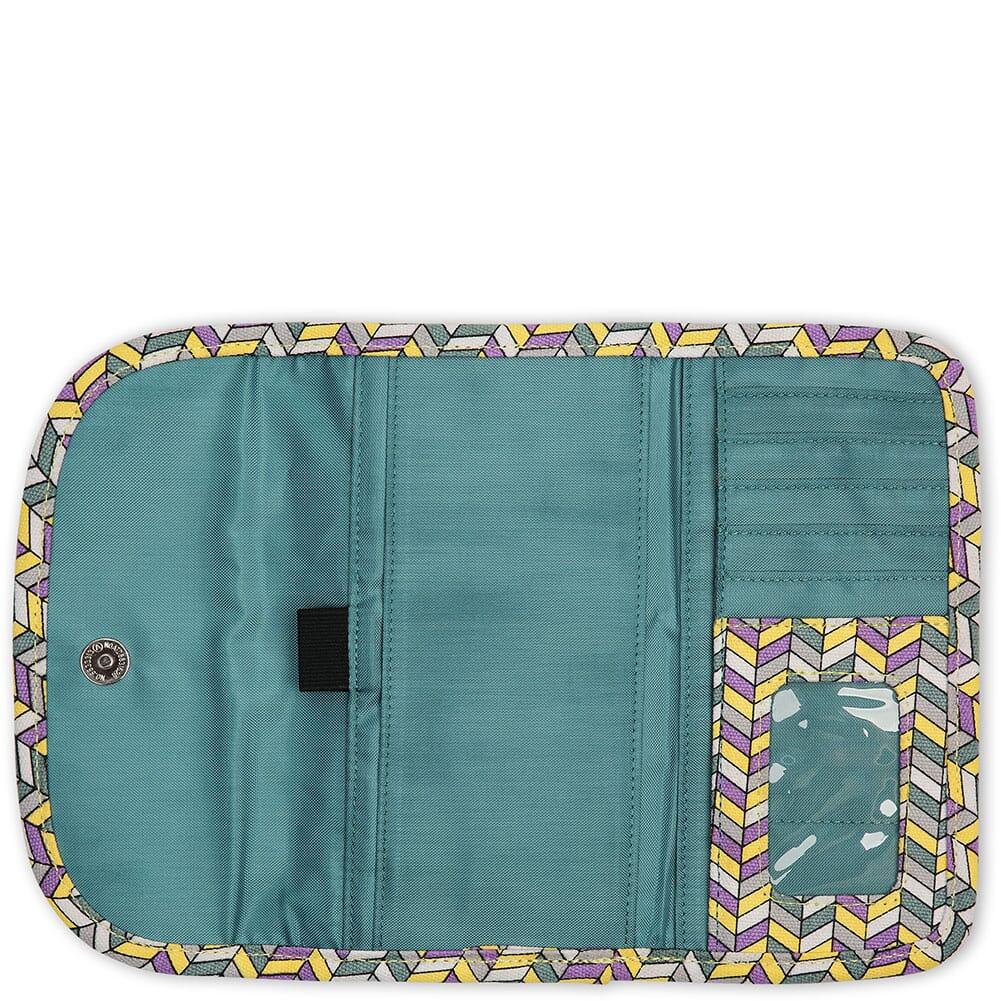 965-1412 Kavu Women's Big Spender Wallet - Itty Bitty Chevron